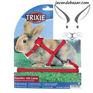 قلاده خرگوش تریکسی قرمز