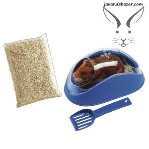 دست شویی همستر فرپلاست آبی
