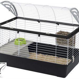 قفس خوکچه هندی و خرگوش فرپلاست
