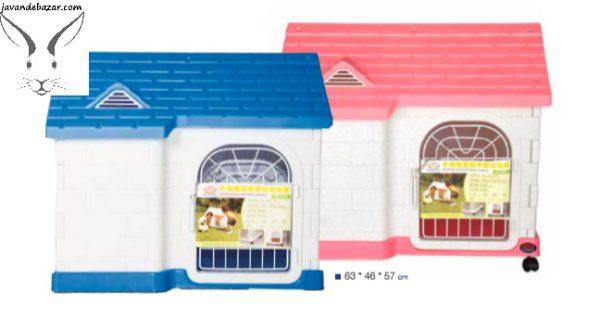 قفس خرگوش و خوکچه هندی