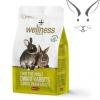غذا خرگوش بالغ پادوان
