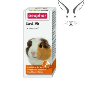 مولتی ویتامین خوکچه هندی